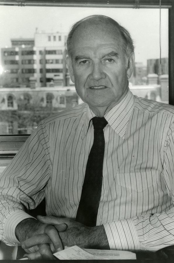 Senator George McGovern