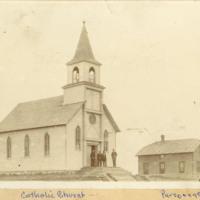 Catholic Church and Parsonage