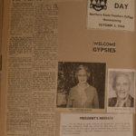 Mary Carlson Scrapbook Page Nine
