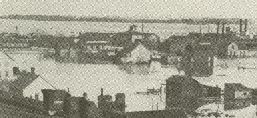 Yankton Flood